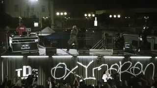 ScHoolboy Q ft. Kendrick Lamar - Collard Greens (Pop-Up Show Performance)