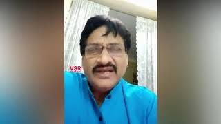 Ghazal Srinivas appeals people with his motivational song ..