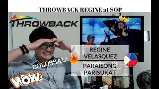 [REACTION] I CAN'T DESCRIBE THIS! Regine Velasquez - Paraisong Parisukat   Throwback