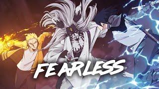 Naruto & Sasuke vs Momoshiki (AMV) - Fearless