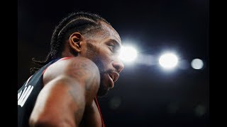 Kawhi Leonard's Top 10 Plays as a Toronto Raptor | B/R Countdown