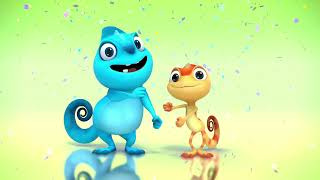 Cam a Leon 5 - Antistresová hračka