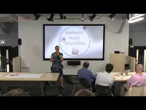 #London Insurance Disrupters - Business Model Innovation day Part 1 of 5 - Introduction