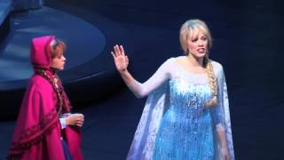 Frozen Song - For the First Time in Forever (Reprise) – Live at Hyperion Show - Disneyland (HD)