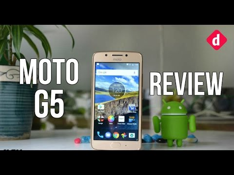 Moto G5 Review Pros Cons Specifications Price  Digitin