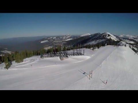 Summit Lodge Aerial