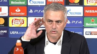 Juventus 1-2 Manchester United - Jose Mourinho Full Post Match Press Conference - Champions League