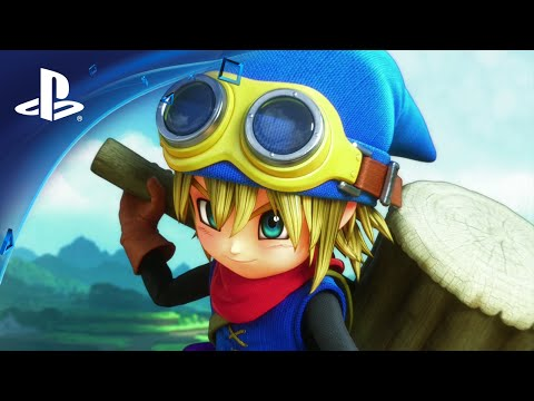 Dragon Quest Builders 2 - Gameplay
