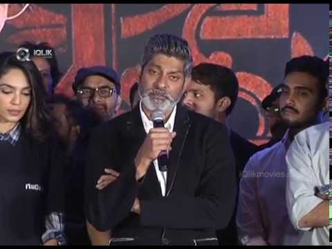 Jagapati Babu Emotional Speech | Goodachari Thanks Meet