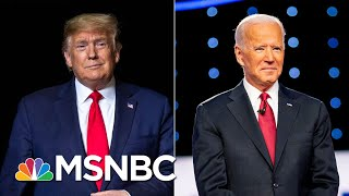 NBC News / WSJ Poll: Biden Leads Trump By 11 Points | MTP Daily | MSNBC
