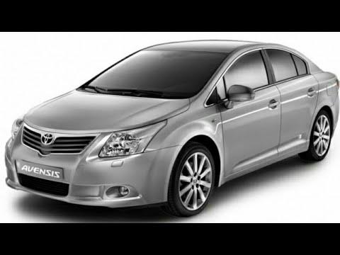 Про автомобили Toyota, что новенького?
