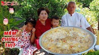 Ông Bà 5 Châu Đốc Chia Sẻ Bí Quyết Làm Mắm Cá Chốt Chưng Thịt Trứng Miền Tây   NKGĐ