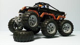 LEGO Technic Monster Truck 6x6