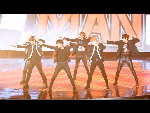 151231 가요대제전 Gayo Daejejeon - 방탄소년단 BTS - Perfect Man