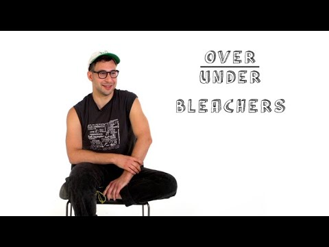 Bleachers Rates Buzzfeed Quizzes, Cats the Musical, and Fiona Apple