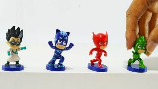 Pj Masks Toys Review. Learn Colors for Kids. Toys Surprise.