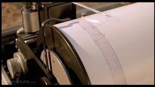 Seismometer earthquake