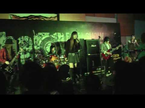 Cafe Fiore - 花冠 (天野月子 cover) 2009.11.14 Joint-U Band Tour 2009 Final Show