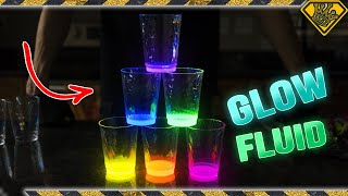 Surprising Reaction With Dish Soap and Glowsticks