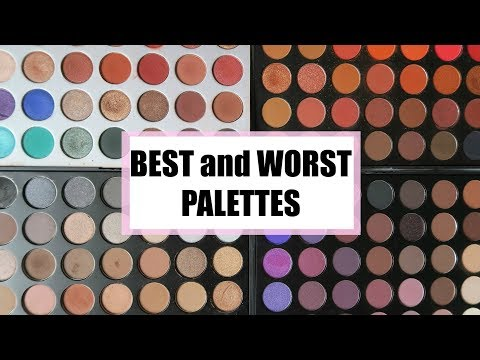 MORPHE.. WORTH THE HYPE?! Palette edition hits and misses | DramaticMAC