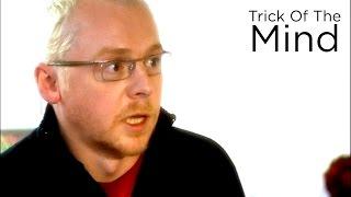 How To Hypnotise Simon Pegg - Derren Brown