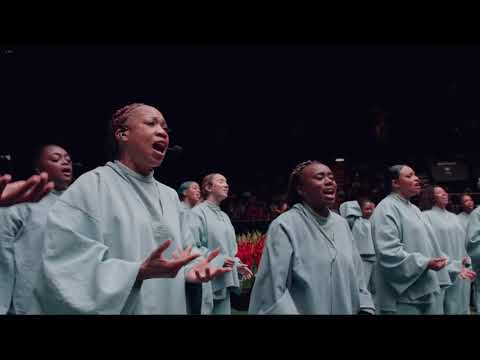 HD - Kanye West / Jesus is King Tour - Sunday Service Choir / The Forum - 11/3/19