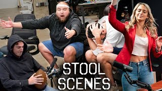 Stool Scenes 231 - #GuyGate Controversy Tears BarstoolHQ Apart At The Seams