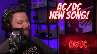Reaction to AC/DC - Shot In The Dark *NEW SONG* - Metal Guy Reacts