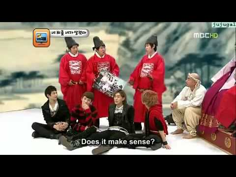 ENG SHINee super funny part 3.