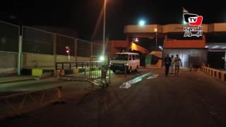 لحظة وصول جثمان المذيع عمرو سمير إلى مطار القاهرة قادماً من «مدريد ...