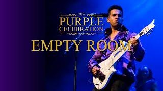 Empty Room | New Purple Celebration Live
