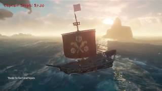 Adventures of Admiral Billdow And the Five Sloop Fleet Now With Drunk Jousting!