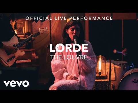 Lorde - The Louvre (Vevo x Lorde)