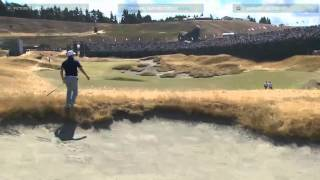 Jordan Speith 2015 US Open - Dumbest Hole I've Ever Played