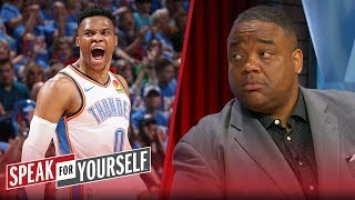 Westbrook's 'lack of control of his emotions' is OKC's undoing — Whitlock | NBA | SPEAK FOR YOURSELF