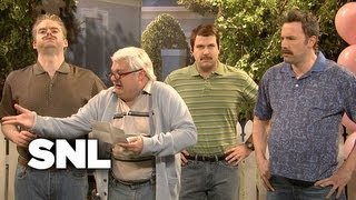 A Cop Family Toasts an Engagement - SNL
