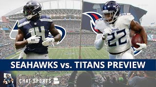 Seahawks vs. Titans Preview: Prediction, Analysis, Players To Watch, Final Score | NFL Week 2