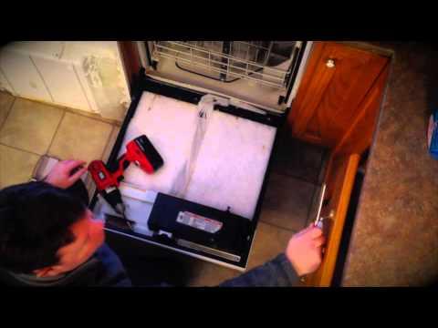kenmore quiet guard dishwasher repair manual