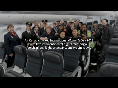 Video: International Women's Day 2018