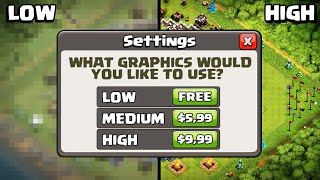 IF CLASH OF CLANS WAS MADE BY EA (FULL MOVIE)