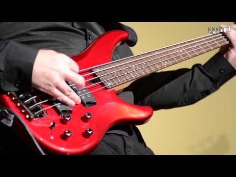 Yamaha TRBX305 Electric Bass Guitar (Mist Green)