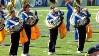 UCLA Band Plays Fight Song