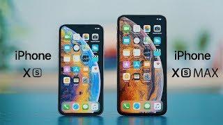 iPhone Xs et Xs Max : Mon avis à chaud !