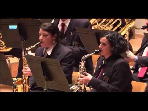 SOCIEDAD MUSICAL EL ARTE DE SINARCAS, 'Entre viñas', de Hugo Chinesta