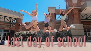 my last day of high school  ~vlog~
