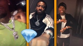 Offset, Lil Baby & Gucci Mane Compare Each Others Jewelry