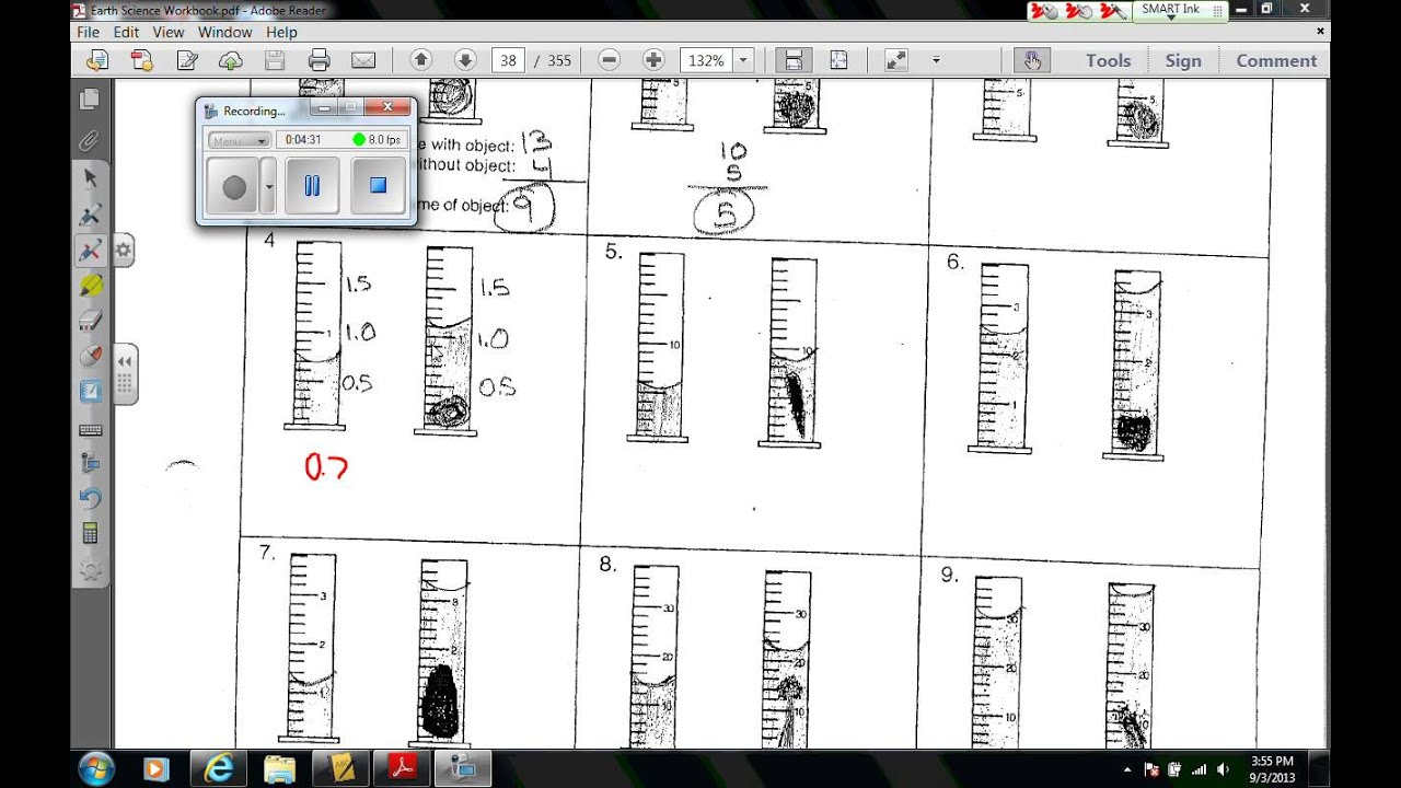 6th grade measurement worksheet video youtube. Black Bedroom Furniture Sets. Home Design Ideas