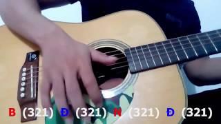 12 cách chơi điệu Blue thông dụng nhất cho guitar