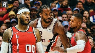 Portland Trail Blazers vs Los Angeles Clippers - Full Highlights | December 3 | 2019-20 NBA Season