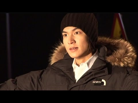 HD Lee Min Ho 이민호 2009 Behind the scene